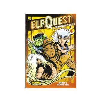 Elfquest # 4: La Misión de Cuchillo