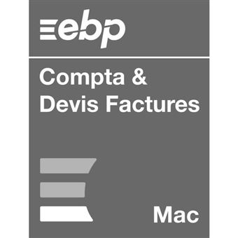 EBP Compta & Devis-Invoices MAC - Última versión - Avisos legales incluidos