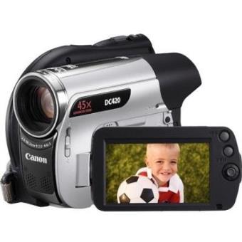 Videocámara Canon DC420