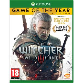 The Witcher 3 Game of the Year Edition (xbox One) [importación Inglesa]