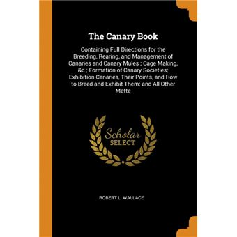 Serie énicaThe Canary Book Paperback