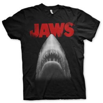 Camiseta Tiburon Poster , Talla XXL