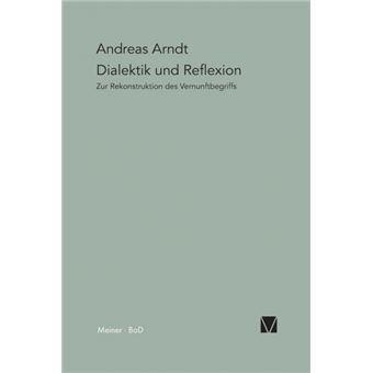 Serie ÚnicaDialektik und Reflexion