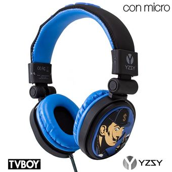 Auriculares Bluetooth YZSY TVBOY, Vandall