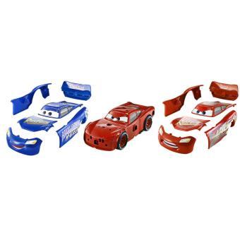 Cars 3 Rayo McQueen transformable en 1 FCV95 Cars 3