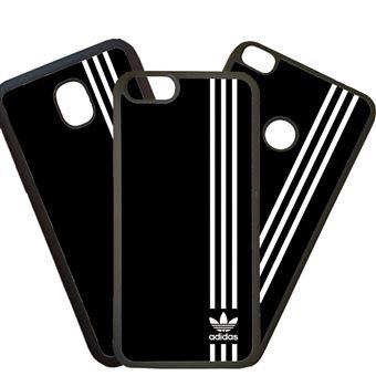 62a34244374 Funda para móvil compatible con Huawei P20 Lite adidas logotipo blanco -  Fundas y carcasas para teléfono móvil - Los mejores precios | Fnac