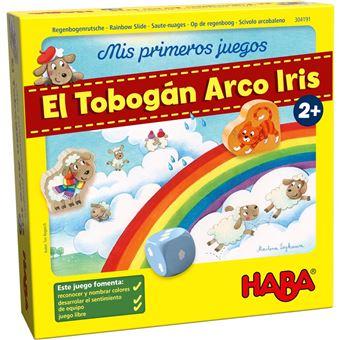 Juego de Mesa El Tobogan Arco Iris
