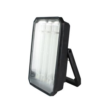 Proyector CFL Bajo Consumo 72W de Exterior IP44 Orientable Negro Dayron