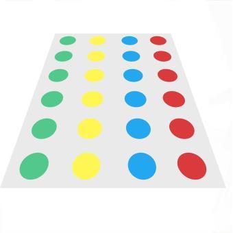 Juego De Mesa Twister Juegos De Habilidad Los Mejores Precios Fnac