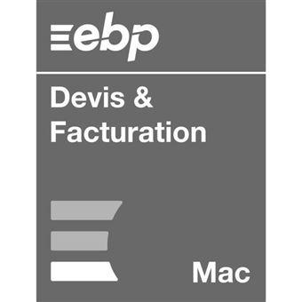 EBP Quote and Billing MAC - Última versión - Avisos legales incluidos