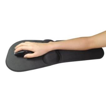 Alfombrilla para ratón Sandberg Mousepad with Wrist + Arm Rest