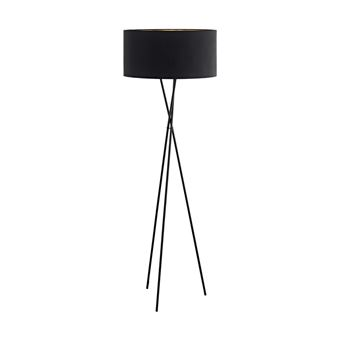 Lámpara de pie Eglo, FONDACHELLI Negra 95541