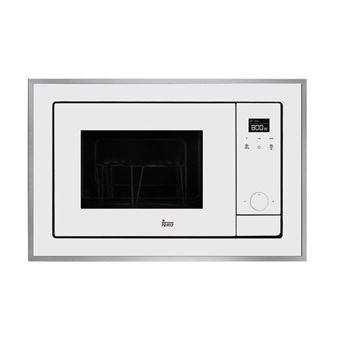 Microondas Teka ML 820 BIS Integrado Microondas con grill 20L 700W Blanco