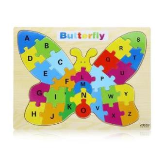 Puzzle Rompecabezas De Madera Juego Mesa Mariposa Para Niños Juguete,  Puzzle, Los Mejores Precios   Fnac