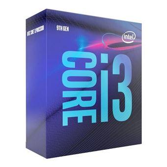Micro Intel 1151 Core I3-9100F 3.6Ghz 6Mb/No Gpu