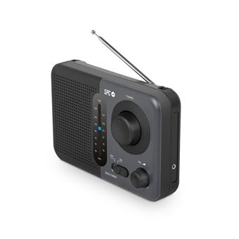 Radio SPC CHILLY Negro 4574N