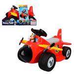 Avión a batería 6V, Mickey (ColorBaby 46345) - Disney