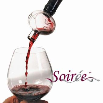 Aireador de Vino Instantaneo SOIREE HOME