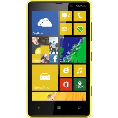Nokia Lumia 820 amarillo libre