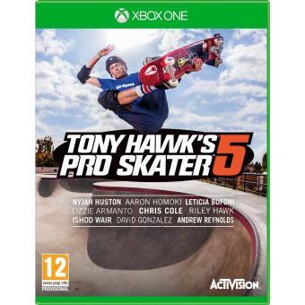 Tony Hawk's pro Skater 5 (xbox One) [importación Inglesa]
