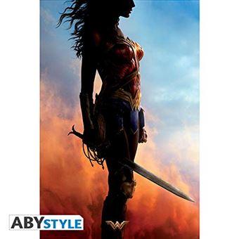 Póster DC Cómics Wonder Woman 91.5x61