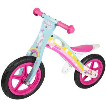 "Bici sin pedales en madera modelo Unicornio 12"""" Woomax"