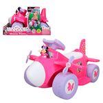 Avión a batería 6V, Minnie (ColorBaby 46347) - Disney