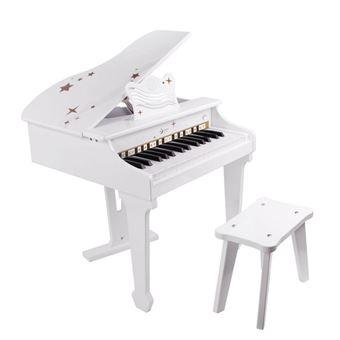 Piano Grande Blanco