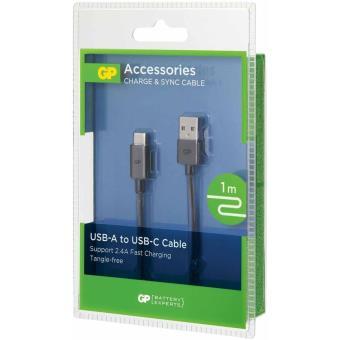 Cable conector de USB-A a USB-C CB17 1 m 160B17C1
