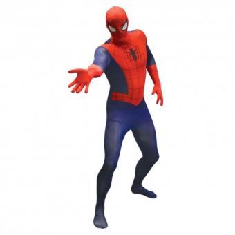 Disfraz Spiderman clásico Morphsuit Original - Talla - XL