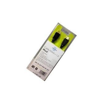 Cable Hdmi-M a Hdmi-M 3m hq Kl-Tech Blister
