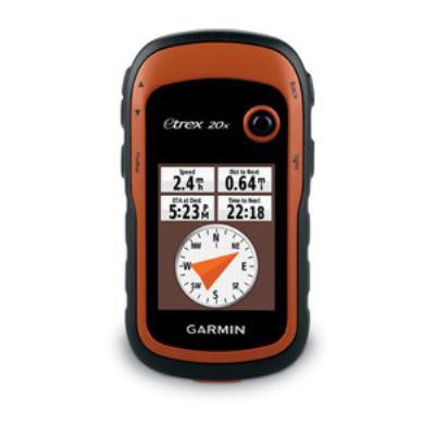 Navegador GPS Garmin eTrex 20x