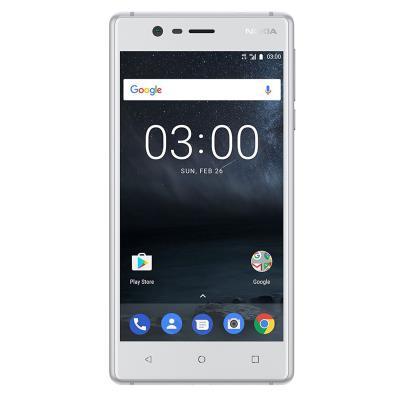3 DS 16GB Silver White TA-1032 DS, Nokia