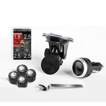 SPY - Sensores de presión de neumáticos TPMS para controlar mediante un smartphone
