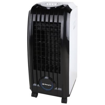 Aire acondicionado portátil Orbegozo AIR 45, 60 W, Negro