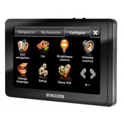Navegador GPS Snooper Pro SC5800 DVR