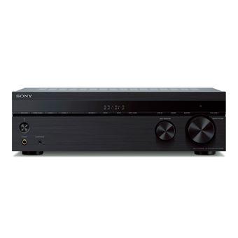 Receptor av Sony Str-dh590 de Cine en Casa 5.1ch 145w Compatible uhd 4k hdr Conectividad Bluetooth Audio Hi-res