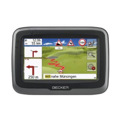Navegador GPS Becker Mamba.4 CE LMU