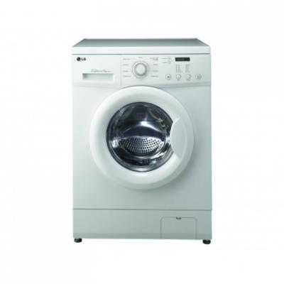 Lavadora LG Fh2c3qdp Color Blanco