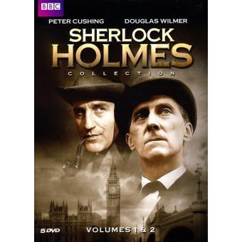 Sherlock holmes - 5 dvd