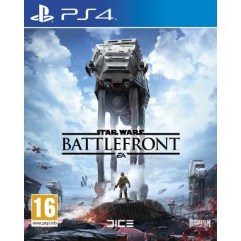 Star Wars Battlefront (playstation 4) [importación Inglesa]