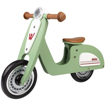 "Bici sin pedales de madera Scooter 10"""" Woomax"