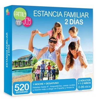 Estancia Familiar 2 Días