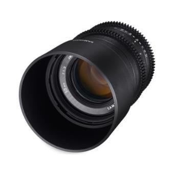 Lente para cámara Samyang 50mm T1.3 AS UMC CS