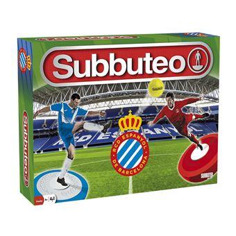 Juego de mesa Subbuteo playset RCD Espanyol