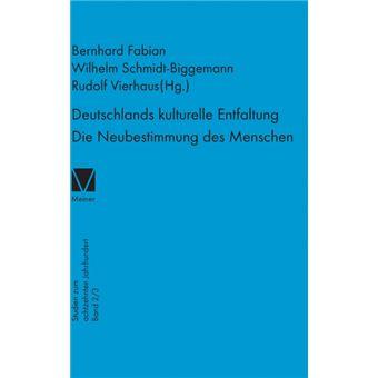 Serie ÚnicaDeutschlands kulturelle Entfaltung 1763-1789