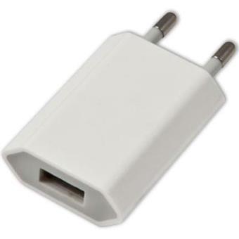ede42e24be4 Adaptador ac Cargador de red Plano USB Iphone 4 4g/3 3g - Cables y  adaptadores para teléfonos móviles - Los mejores precios | Fnac
