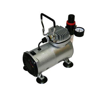 Compresor de aerografía airbrush as18-2, 0-4 bars