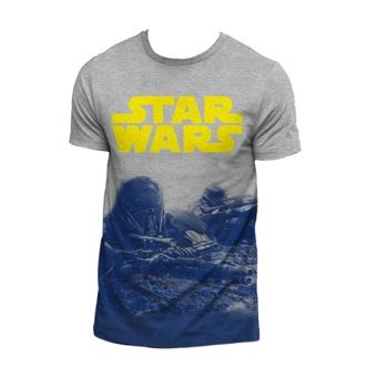 Camiseta Star Wars Rogue One Ground Battle, Talla XL