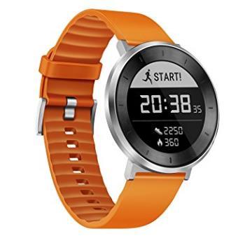 Smartwatch Huawei fit 1.04 LCD 35g Negro, Plata